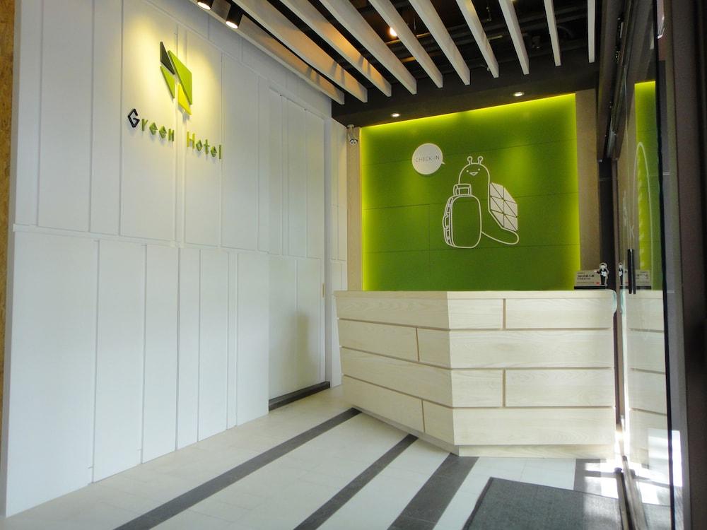 葉綠宿旅館-逢甲館,FENGJIA GREEN HOTEL