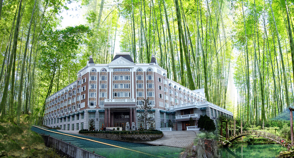 溪頭米堤大飯店,THE CHITOU LEMIDI HOTEL