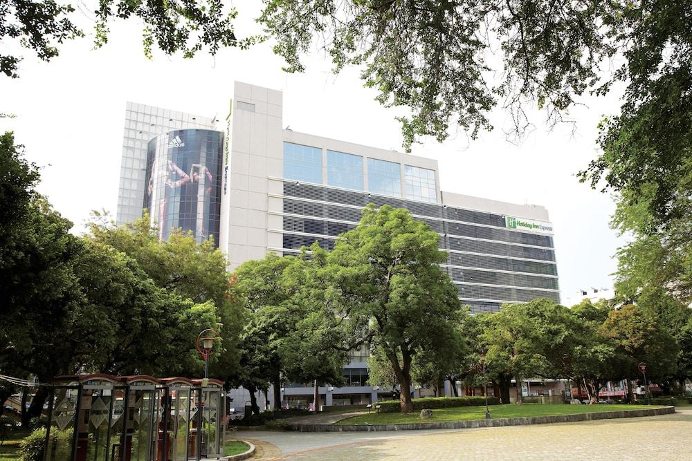 台中公園智選假日飯店,HOLIDAY INN EXPRESS TAICHUNG PARK