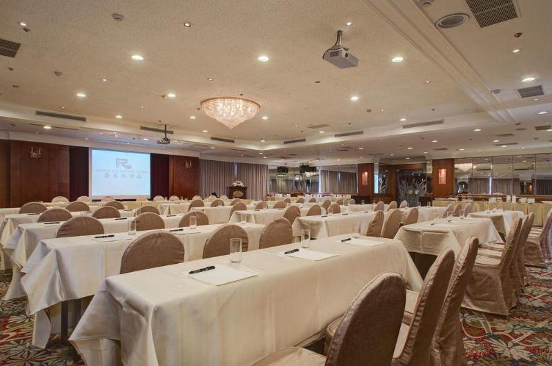 台北豪景大酒店,HOTEL RIVERVIEW TAIPEI